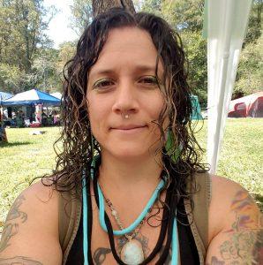 Firefly Gathering Staff Justina